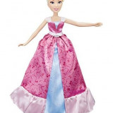 Papusa Hasbro Disney Princess Fashion Reveal Cinderella