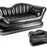 Canapea gonflabila 3in1 Air Lounge Comfort cu pompa