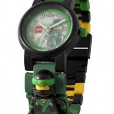 Ceas Lego The Ninjago Movie Lloyd Minifigure Link Watch 2017 - Jocuri Logica si inteligenta