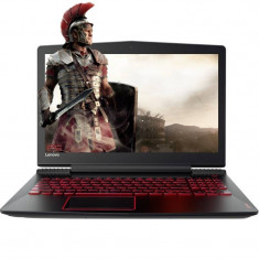 Laptop Lenovo Legion Y520-15IKBM 15.6 inch Full HD Intel Core i7-7700HQ 8GB DDR4 1TB HDD nVidia GeForce GTX 1060 3GB Black
