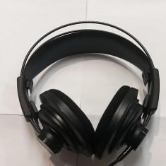 Casti Profesionale Monitoare Studio AKG K141 AUSTRIA, Casti Over Ear, Cu fir, Mufa 3, 5mm