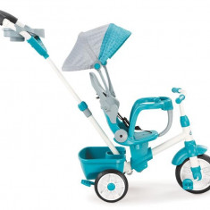 Tricicleta Perfect Fit 4In1 Turcoaz - Tricicleta copii Little Tikes