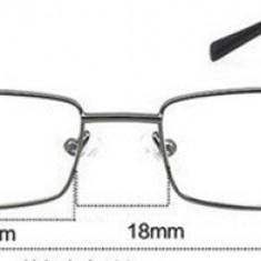 Rame Ochelari De Vedere Silhouette Titan Flex Cu Balamale 9141230 - Rama ochelari Silhouette