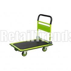 Platforma Liza Carucior Transport Manuala Calitate Roti 150kg - NOU