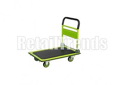 Platforma Liza Carucior Transport Manuala Calitate Roti 150kg - NOU foto