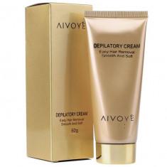 Crema depilatoare pentru piele sensibila