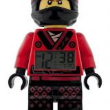 Ceas Lego The Ninjago Movie Kai Minifigure Clock 2017 - Jocuri Logica si inteligenta