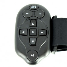 Telecomanda Volan Universala pentru MP3 sau DVD cu Inflarosu AL-120816-26 - Adaptor comenzi volan