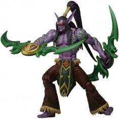 Figurina Illidan World Of Warcraft Heroes of the storm Wow 17 cm