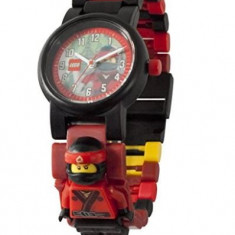 Ceas Lego The Ninjago Movie Kai Minifigure Link Watch 2017 - Jocuri Logica si inteligenta