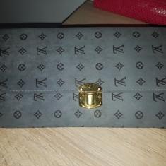 Plic Louis vuitton - Geanta Dama Louis Vuitton, Culoare: Gri, Marime: Mica
