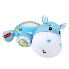 Proiector Hipopotam Fisher Price - Lampa veghe copii