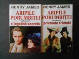 HENRY JAMES - ARIPILE PORUMBITEI 2 volume