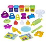 Set Play-Doh - Regatul Prajiturilor - Hbb9741 - Jocuri arta si creatie