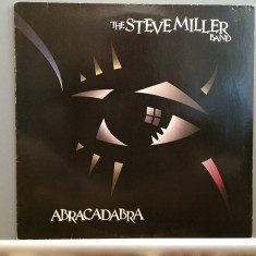 The STEVE MILLER BAND - ABRACADABRA (1982/MERCURY/RFG) - Vinil/Impecabil (NM), universal records