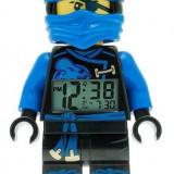 Ceas Lego Ninjago Alarm Clock Jay - LEGO Minifigurine