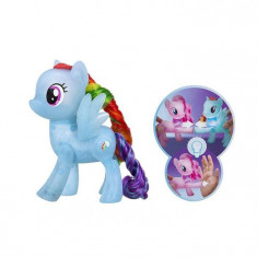 Jucarie My Little Pony Rainbow Dash Solid