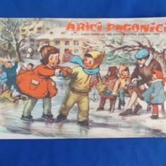 ARICI POGONICI * ALBUM PENTRU CEI MICI - NR. 2 / 1960 - Reviste benzi desenate