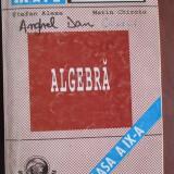 Algebra clasa a IX-a - Carte Matematica