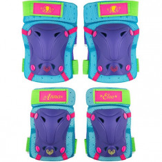 Set Protectie Skate Cotiere Genunchiere Frozen Seven Sv9024