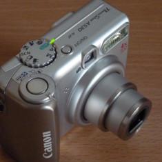 Camera compacta Canon PowerShot A530 - Aparate foto compacte