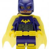 Ceas Lego Mini Fig Clock Lego Batman Movie Batgirl - LEGO Minifigurine