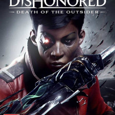 Joc PC Bethesda Softworks Bethesda DISHONORED DEATH OF THE OUTSIDER