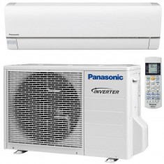 Aparat aer conditionat Panasonic KIT-UE12RKE Inverter 12000BTU Clasa A+ Alb