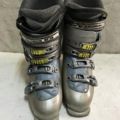 Clapari ski schi Salomon marime 40 mondo 25.5
