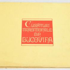 Cusaturi traditionale din Bucovina, Cretan - 1984 - Carte traditii populare