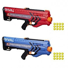 Pistol Nerf Rival Zeus MXV 1200 Hasbro - Pistol de jucarie