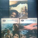 Jose Marmol - Amalia (3 vol.), (Editura Minerva, 1990; colectia BPT) - Roman