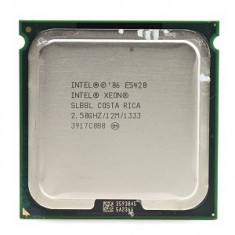 CPU Procesor PC Intel Xeon Quad E5420 2.5/1333/12MB/80W/adaptat LGA 775 Q9300, Intel Quad, Numar nuclee: 4, 2.5-3.0 GHz, LGA 771/ J