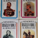 Memoriile Regelui Carol I al Romaniei (Volumul 1+2+3+4) - Istorie