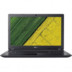 Laptop Acer Aspire A315-21G 15.6 inch Full HD AMD A9-9420 4GB DDR4 1TB HDD AMD Radeon 520 2GB Linux Black