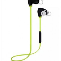 Casti Bluetooth JiYiShiHou X6 Bluetooth sports earphones Creative, Casti In Ear