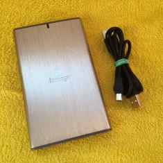 Rack HDD extern iOmega MiniUSB ( SATA 2.5 )