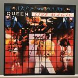 QUEEN - LIVE MAGIC (1986/EMI Rec/FRANCE) - Vinil/Analog/Vinyl/Impecabil (NM) - Muzica Rock emi records
