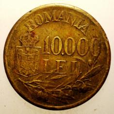 2.409 ROMANIA MIHAI I 10000 LEI 1947 - Moneda Romania, Alama