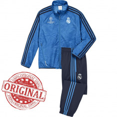 Trening Copii Adidas Real Madrid COD: S88978 - Produs original, factura - NEW!, Marime: YS, Culoare: Albastru, Baieti