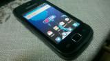 SMARTPHONE SAMSUNG GALAXY GIO GT-S5660 FUNCTIONAL SI DECODAT, Negru, Neblocat