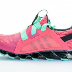 Adidas Springblade nanaya running dama - Adidasi dama, Culoare: Corai, Marime: 36 2/3, 37 1/3, 38, 38 2/3, 39 1/3, 40, Textil