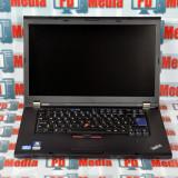 Laptop Lenovo T520i 15.6 Inch i3-2350M 2.30GHz RAM 4GB HDD 320 GB DVD RW Web Cam, Intel Core i3