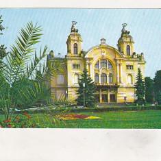 Bnk cp Cluj Napoca - Teatrul National - necirculata - Carte Postala Transilvania dupa 1918, Printata