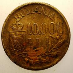 2.406 ROMANIA MIHAI I 10000 LEI 1947 - Moneda Romania, Alama