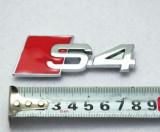 Accesoriu auto metal autoadeziv model pentru pentru AUDI S4