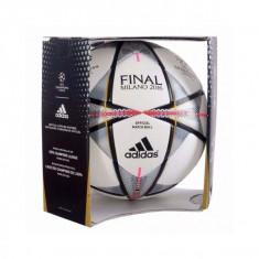 Minge Fotbal ADIDAS UEFA FINALE MILANO 2016 OMB, Champions League, Marime: 5