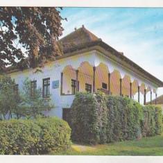 Bnk cp Valenii de Munte - Muzeul memorial Nicolae Iorga - necirculata - Carte Postala Muntenia dupa 1918, Printata