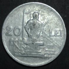 20 lei 1951 10 - Moneda Romania