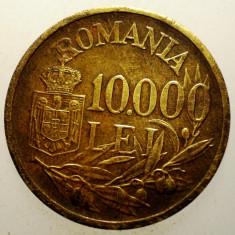 2.412 ROMANIA MIHAI I 10000 LEI 1947 - Moneda Romania, Alama